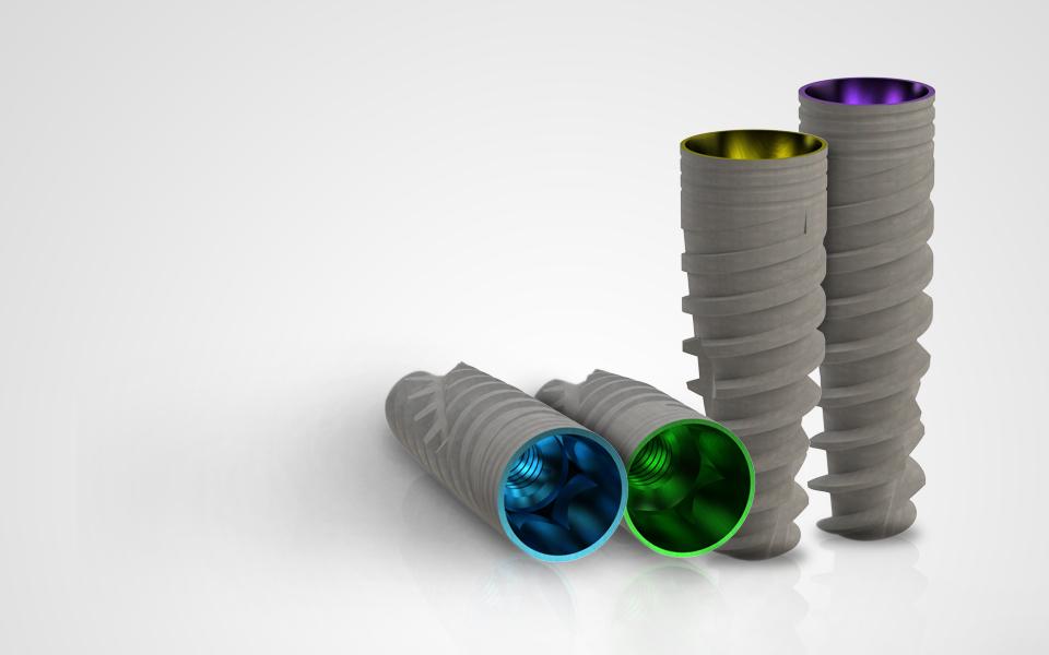Dental Implant types
